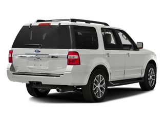 Oxford White 2016 Ford Expedition Pictures Expedition Utility 4D XLT 4WD V6 Turbo photos rear view