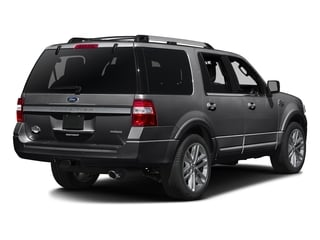 Shadow Black 2016 Ford Expedition Pictures Expedition Utility 4D King Ranch 4WD V6 Turbo photos rear view