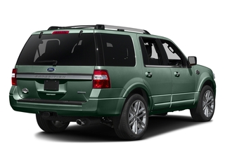 Green Gem Metallic 2016 Ford Expedition Pictures Expedition Utility 4D King Ranch 4WD V6 Turbo photos rear view
