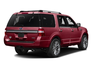 Ruby Red Metallic Tinted Clearcoat 2016 Ford Expedition Pictures Expedition Utility 4D King Ranch 4WD V6 Turbo photos rear view