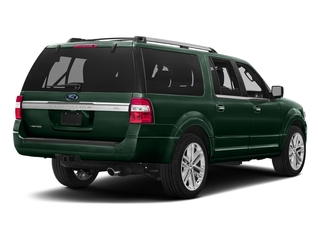 Green Gem Metallic 2016 Ford Expedition EL Pictures Expedition EL Utility 4D Limited 4WD V6 Turbo photos rear view