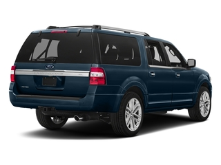 Blue Jeans Metallic 2016 Ford Expedition EL Pictures Expedition EL Utility 4D Limited 4WD V6 Turbo photos rear view
