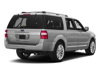 Ingot Silver Metallic 2016 Ford Expedition EL Pictures Expedition EL Utility 4D Limited 4WD V6 Turbo photos rear view