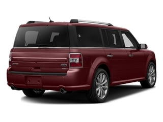 Bronze Fire Metallic Tinted Clearcoat 2016 Ford Flex Pictures Flex Wagon 4D Limited AWD photos rear view