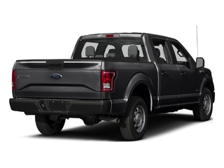 Shadow Black 2016 Ford F-150 Pictures F-150 Crew Cab XL 2WD photos rear view