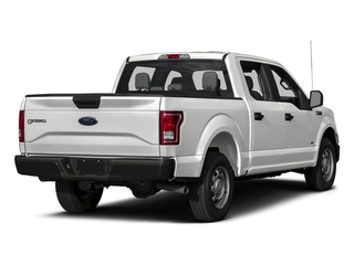 Oxford White 2016 Ford F-150 Pictures F-150 Crew Cab XL 2WD photos rear view