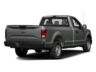 Magnetic Metallic 2016 Ford F-150 Pictures F-150 Regular Cab XL 4WD photos rear view