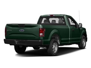Green Gem Metallic 2016 Ford F-150 Pictures F-150 Regular Cab XL 4WD photos rear view