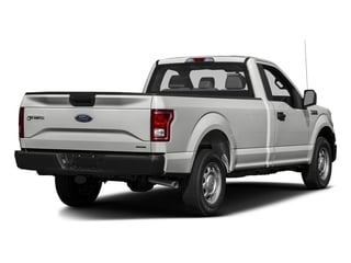 Oxford White 2016 Ford F-150 Pictures F-150 Regular Cab XL 2WD photos rear view