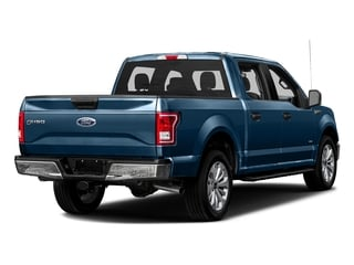 Blue Jeans Metallic 2016 Ford F-150 Pictures F-150 Crew Cab XLT 2WD photos rear view