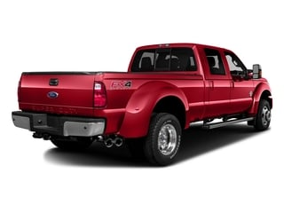 Race Red 2016 Ford Super Duty F-350 DRW Pictures Super Duty F-350 DRW Crew Cab XL 2WD photos rear view