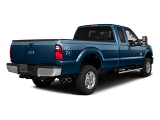 Blue Jeans Metallic 2016 Ford Super Duty F-350 DRW Pictures Super Duty F-350 DRW Supercab Lariat 2WD photos rear view