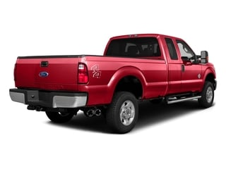 Race Red 2016 Ford Super Duty F-350 DRW Pictures Super Duty F-350 DRW Supercab XLT 4WD photos rear view