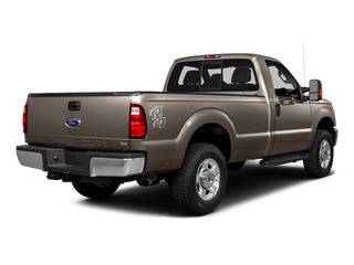 Caribou Metallic 2016 Ford Super Duty F-250 SRW Pictures Super Duty F-250 SRW Regular Cab XL 2WD photos rear view