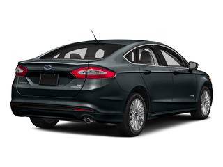 Guard 2016 Ford Fusion Pictures Fusion Sedan 4D S I4 Hybrid photos rear view