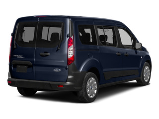 Dark Blue 2016 Ford Transit Connect Wagon Pictures Transit Connect Wagon Extended Passenger Van XL photos rear view