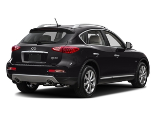 Malbec Black 2016 INFINITI QX50 Pictures QX50 Utility 4D 2WD V6 photos rear view