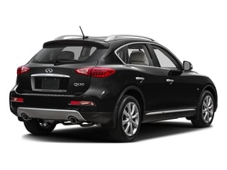 Black Obsidian 2016 INFINITI QX50 Pictures QX50 Utility 4D 2WD V6 photos rear view