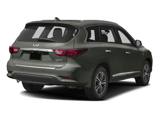 Jade Green 2016 INFINITI QX60 Pictures QX60 Utility 4D AWD V6 photos rear view