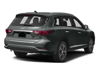 Graphite Shadow 2016 INFINITI QX60 Pictures QX60 Utility 4D AWD V6 photos rear view