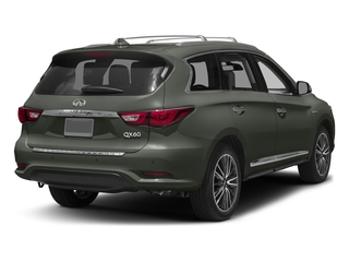 Jade Green 2016 INFINITI QX60 Pictures QX60 Utility 4D Hybrid AWD I4 photos rear view