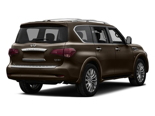 Dakar Bronze 2016 INFINITI QX80 Pictures QX80 Utility 4D Limited AWD V8 photos rear view