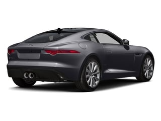 Black Berry 2016 Jaguar F-TYPE Pictures F-TYPE Coupe 2D V6 photos rear view