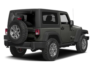 Tank Clearcoat 2016 Jeep Wrangler Pictures Wrangler Utility 2D Rubicon 4WD V6 photos rear view