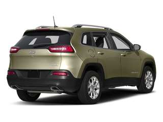 Eco Green Pearlcoat 2016 Jeep Cherokee Pictures Cherokee Utility 4D Latitude 4WD photos rear view