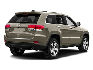 Light Brownstone Pearlcoat 2016 Jeep Grand Cherokee Pictures Grand Cherokee Utility 4D Limited Diesel 4WD photos rear view