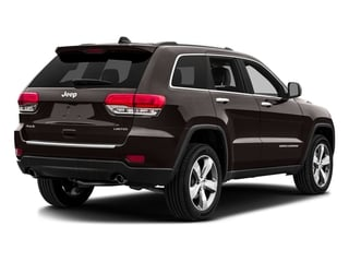 Luxury Brown Pearlcoat 2016 Jeep Grand Cherokee Pictures Grand Cherokee Utility 4D Limited Diesel 4WD photos rear view