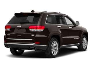 Luxury Brown Pearlcoat 2016 Jeep Grand Cherokee Pictures Grand Cherokee Utility 4D Summit Diesel 2WD photos rear view