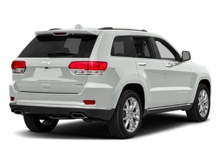 Bright White Clearcoat 2016 Jeep Grand Cherokee Pictures Grand Cherokee Utility 4D Summit Diesel 2WD photos rear view