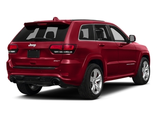 Redline 2 Coat Pearl 2016 Jeep Grand Cherokee Pictures Grand Cherokee Utility 4D SRT-8 4WD photos rear view