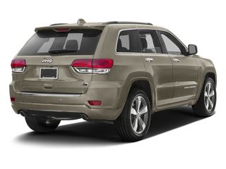 Light Brownstone Pearlcoat 2016 Jeep Grand Cherokee Pictures Grand Cherokee Utility 4D Overland Diesel 4WD photos rear view