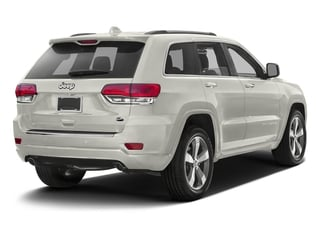 Ivory 3-Coat 2016 Jeep Grand Cherokee Pictures Grand Cherokee Utility 4D Overland Diesel 4WD photos rear view