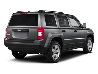 Granite Crystal Metallic Clearcoat 2016 Jeep Patriot Pictures Patriot Utility 4D High Altitude 2WD I4 photos rear view