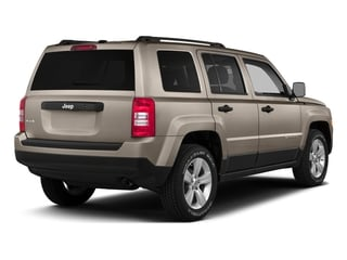 Mojave Sand Clearcoat 2016 Jeep Patriot Pictures Patriot Utility 4D High Altitude 2WD I4 photos rear view
