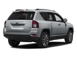Billet Silver Metallic Clearcoat 2016 Jeep Compass Pictures Compass Utility 4D Sport 2WD photos rear view