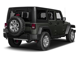Tank Clearcoat 2016 Jeep Wrangler Unlimited Pictures Wrangler Unlimited Utility 4D Unlimited Rubicon 4WD V6 photos rear view