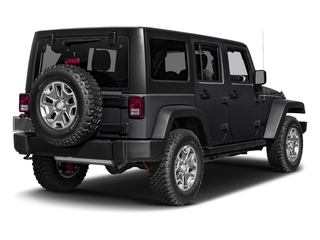 Rhino Clearcoat 2016 Jeep Wrangler Unlimited Pictures Wrangler Unlimited Utility 4D Unlimited Rubicon 4WD V6 photos rear view