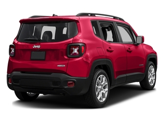 Colorado Red 2016 Jeep Renegade Pictures Renegade Utility 4D Latitude AWD I4 photos rear view