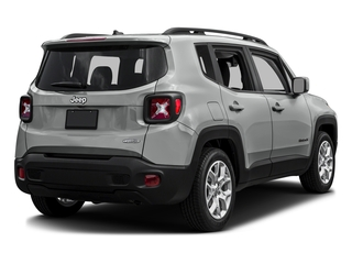 Glacier Metallic 2016 Jeep Renegade Pictures Renegade Utility 4D Latitude 2WD I4 photos rear view
