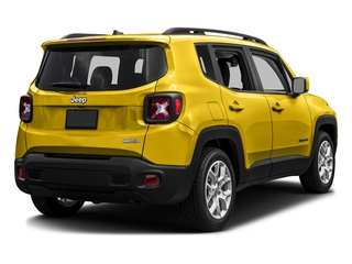Solar Yellow 2016 Jeep Renegade Pictures Renegade Utility 4D Latitude 2WD I4 photos rear view