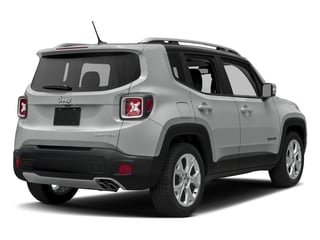 Glacier Metallic 2016 Jeep Renegade Pictures Renegade Utility 4D Limited 2WD I4 photos rear view