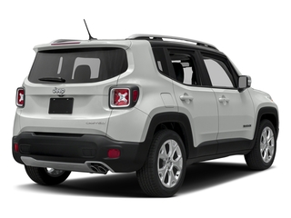 Alpine White 2016 Jeep Renegade Pictures Renegade Utility 4D Limited AWD I4 photos rear view