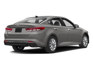 Titanium Gray 2016 Kia Optima Pictures Optima Sedan 4D LX I4 photos rear view