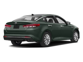 Moss Gray 2016 Kia Optima Pictures Optima Sedan 4D LX I4 photos rear view