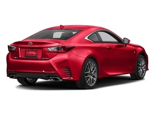 Infrared 2016 Lexus RC 350 Pictures RC 350 Coupe 2D RC350 AWD V6 photos rear view