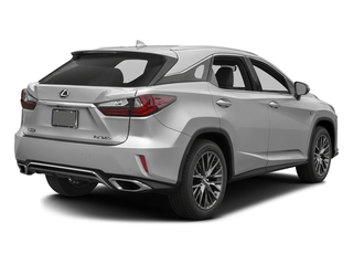 Silver Lining Metallic 2016 Lexus RX 350 Pictures RX 350 Utility 4D AWD V6 photos rear view